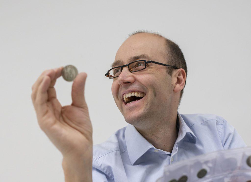 bart van acker expert munten